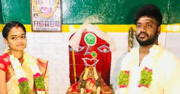 तेलंगाना : अंतरजातीय विवाह करने पर पिता ने बेटी-दामाद को हंसिये से घायल किया, बेटी गंभीर