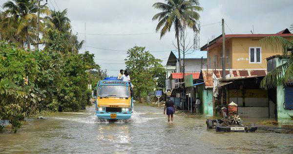केरल : 20 दिनों की बारिश ने 87 साल का रिकॉर्ड तोड़ा