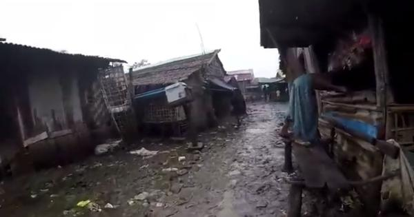 What we don't get to watch: A walk through a Rohingya camp in Myanmar reveals abysmal conditions