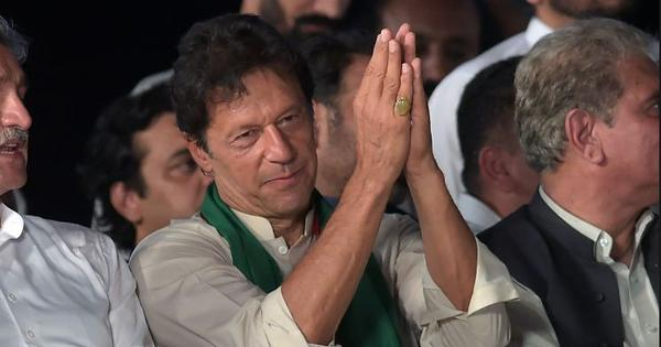 Criticism for Imran Khan over Sufi shrine visit shows religion is not a personal matter in Pakistan