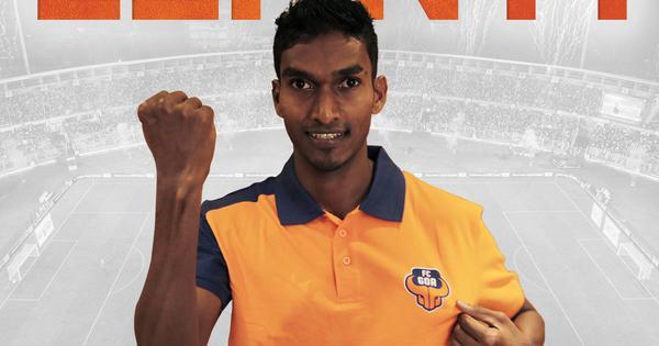 ISL: FC Goa sign midfielder Lenny Rodrigues for upcoming season