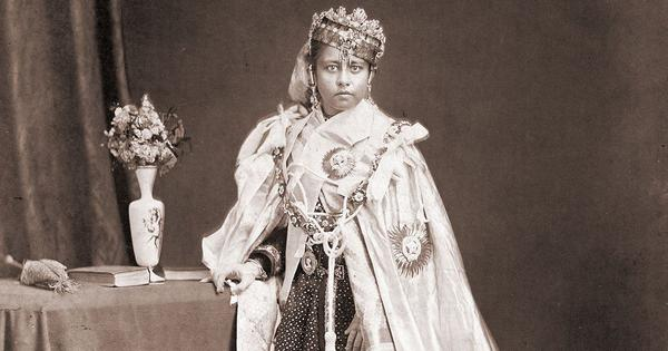 The 20-year friendship between the Begum of Bhopal and the wife of a British Indian Army officer