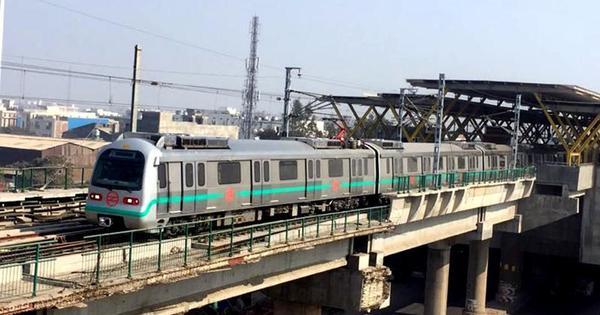 PM Modi inaugurates Mundka-Bahadurgarh corridor of Delhi Metro's Green Line
