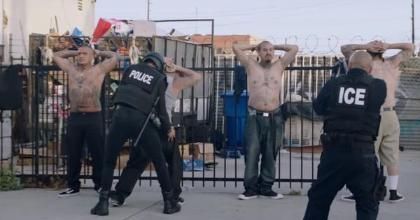 Watch: Black Eyed Peas release new politically charged video on police brutality