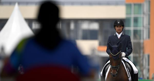 Fouaad Mirza becomes first Indian equestrian in 19 years to qualify for Olympics