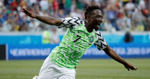 'Scoring vs Argentina isn't difficult': Nigeria's Musa confident of trumping Messi in do-or-die game