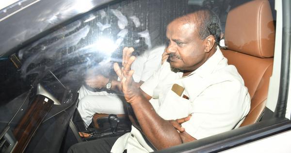 Karnataka CM designate Kumaraswamy says modalities of state Cabinet to be finalised on Tuesday