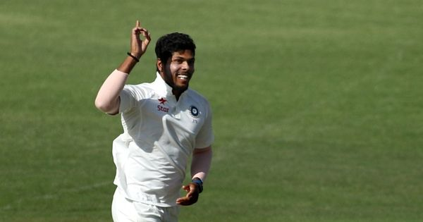 On a day when raw pace bowling thrilled, Umesh Yadav stood out by thinking 'like a batsman'