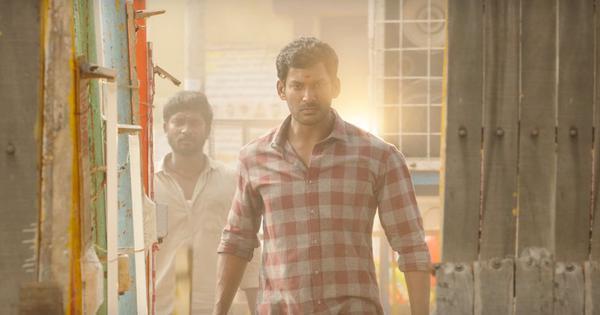 'Sandakozhi 2' trailer: Vishal is back in fiery form