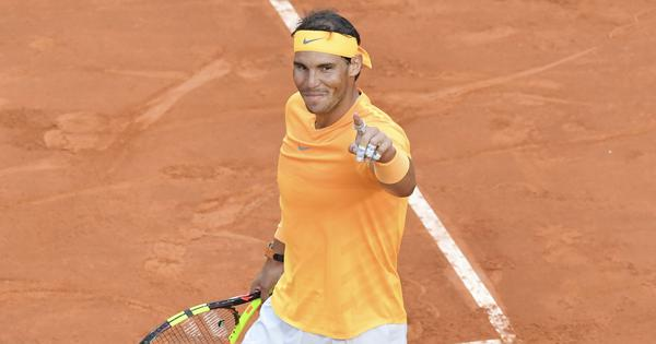 Nadal lifts 8th Rome Masters title after superb fightback win over Zverev