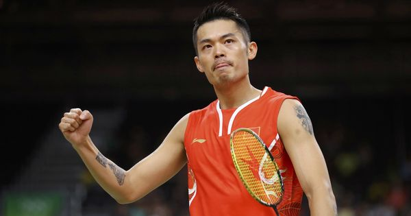 Lin Dan's incredible career stats: Two Olympic golds, five World titles and two decades of dominance