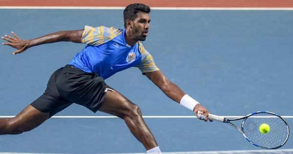 Indian tennis: Prajnesh Gunneswaran storms into ATP Ningbo Challenger final