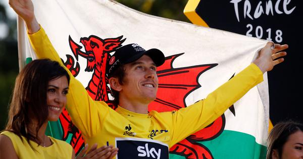 Rugby lover, guy next door: All you need to know about Tour de France winner Geraint Thomas