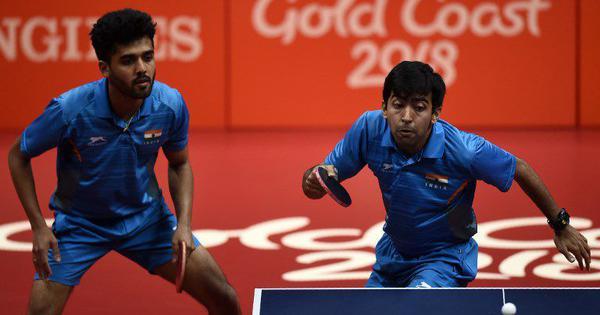 Table Tennis: Harmeet Desai-Sanil Shetty secure spot in Hong Kong Open main draw