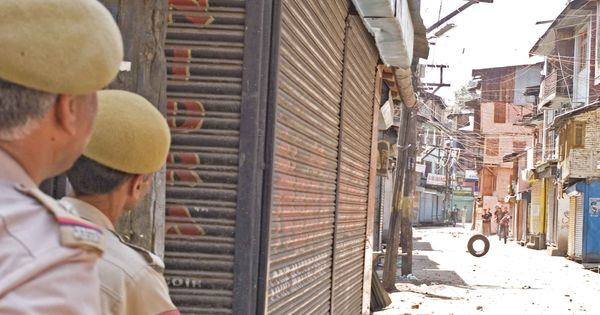 What happens when you're a teenager in Kashmir while guns and bombs are going off everywhere?