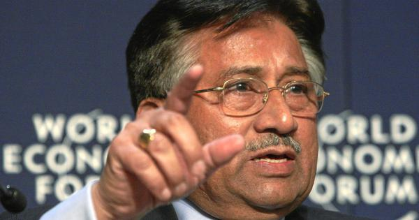 Pakistan Supreme Court bars Pervez Musharraf from filing poll nomination papers