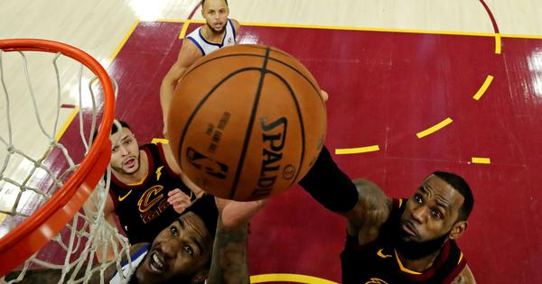NBA: Cleveland Cavaliers 3-0 down and on the brink of defeat but defiant