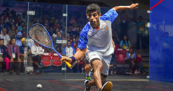 Squash: Saurav Ghosal retains Kolkata International crown after hard-fought win over Zahed Salem