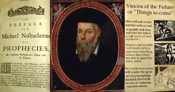 Revealed: Full text of letter from Nostradamus to his children (PS: Not about Narendrus Modum)