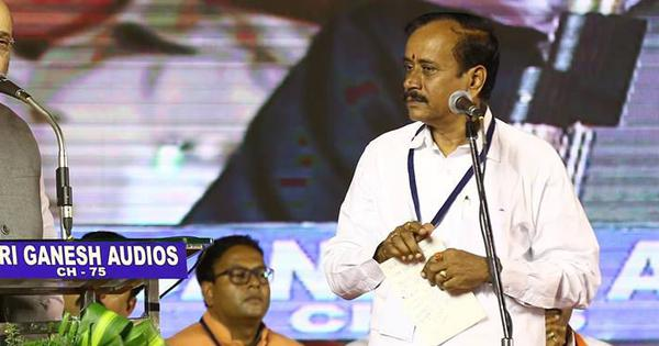 Tamil Nadu: Case filed against BJP leader H Raja for calling police 'anti-Hindu', corrupt