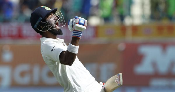India chase down 106 to win 4th Test and record memorable series win over Australia