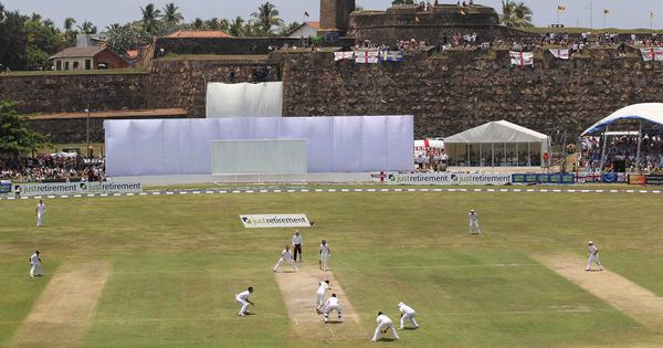 Sri Lanka Cricket suspends player and groundsman caught in pitch-fixing sting