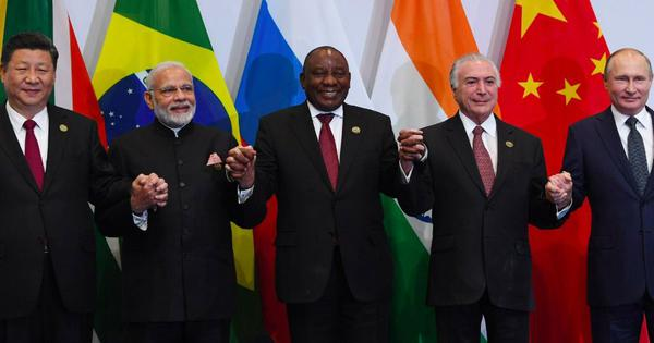 India wants to work with BRICS nations on fourth Industrial Revolution, says Narendra Modi