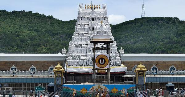 Andhra Pradesh: Tirumala chief priest accuses temple administration of swindling donations