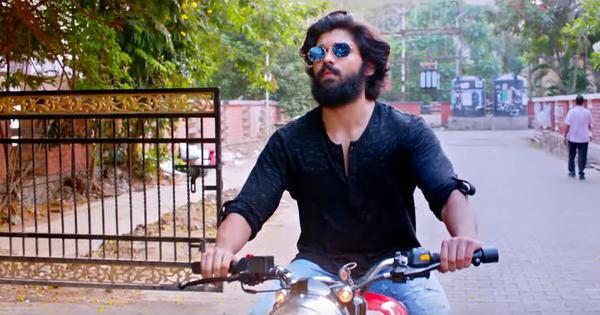 'Varma' teaser: Enter Dhruv Vikram as the angry young man in 'Arjun Reddy' remake