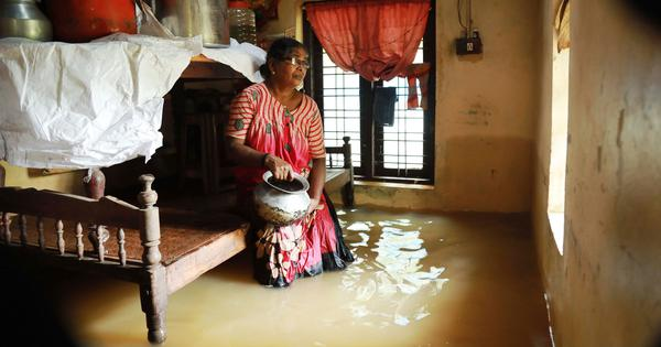 Why is Kerala flooding? It got more than three times its normal rain this week
