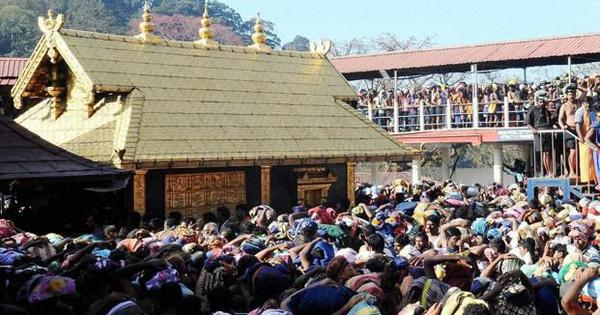Sabarimala hearing: SC says it cannot remain oblivious to ban on entry of women into the temple