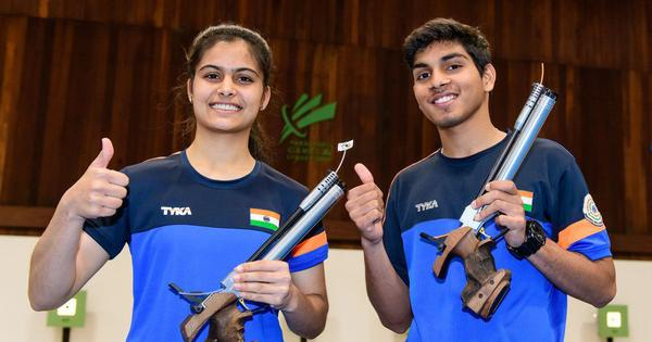 Shooting Junior World Cup: India win five medals to top the table on opening day