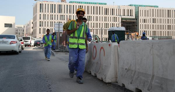 Football: World Cup of joy, but not for migrant workers in Qatar