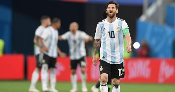 I want to end my career having won something with Argentina, says Lionel Messi ahead of Copa America