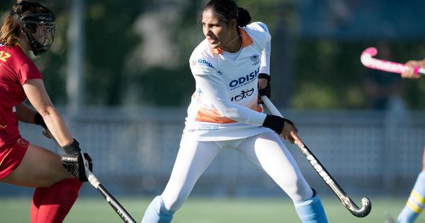 Hockey: Rani Rampal and Gurjit Kaur help India end Spanish tour with a 4-1 victory