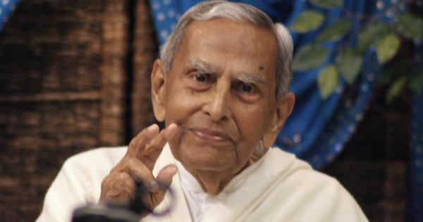 Spiritual leader JP Vaswani dies at 99
