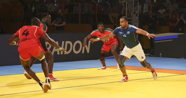 Kabaddi Masters: Goyat, Devadiga hand India big win over Kenya