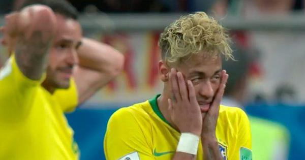 Fifa World Cup: Neymar comes in for rough tackling from Switzerland