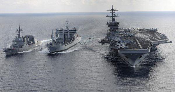 India invites Australia to join Malabar naval exercises in snub to China