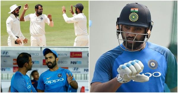 India's Test squad talking points: Bowling line-up, Rohit's exclusion, Karthik and Pant's chance