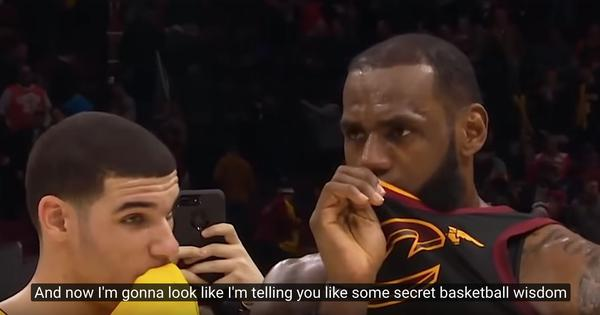 Watch: This hilarious lip-reading of the NBA season is much more entertaining than the real thing