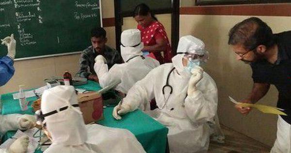 बीते 24 घंटों में निपास वायरस के संक्रमण का कोई नया मामला नहीं