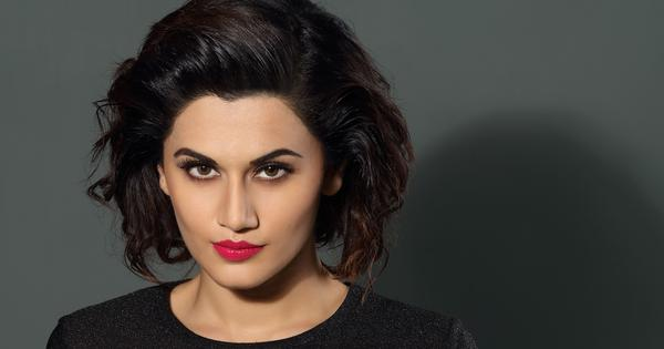 Taapsee Pannu interview: 'I am an outsider in all possible ways and it is a big plus point'