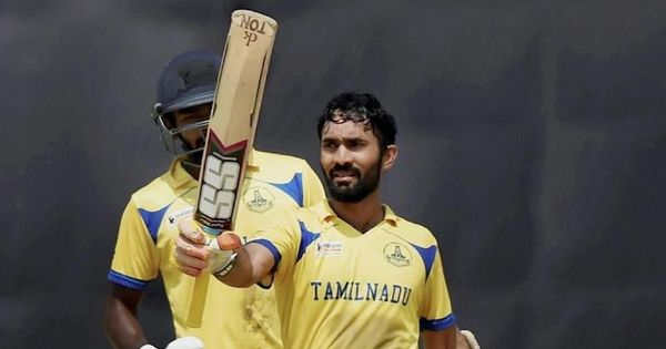 Tamil Nadu thump India A by 73 runs to enter final of the Deodhar Trophy