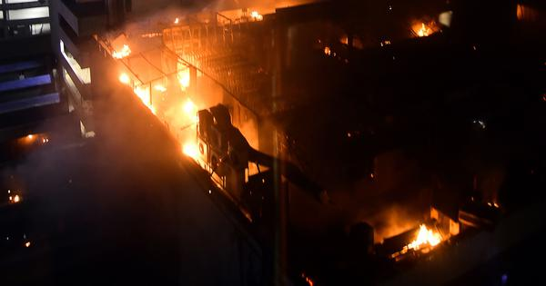 Kamala Mills fire: Supreme Court denies bail to co-owner of Mojo's Bistro