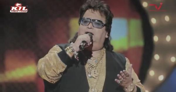 Watch: Music director Bappi Lahiri welcomes boxer Mike Tyson to India with a trademark jingle