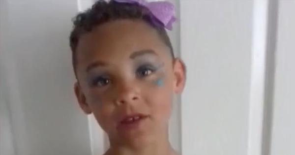 Watch: This eight-year-old is breaking stereotypes with his gender-bending persona