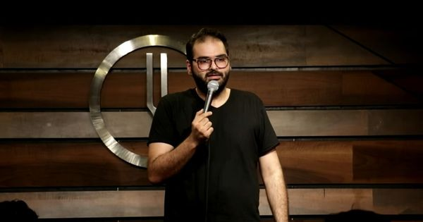 Stand-up comic Kunal Kamra on the perils of political comedy: You won't have work – or a home