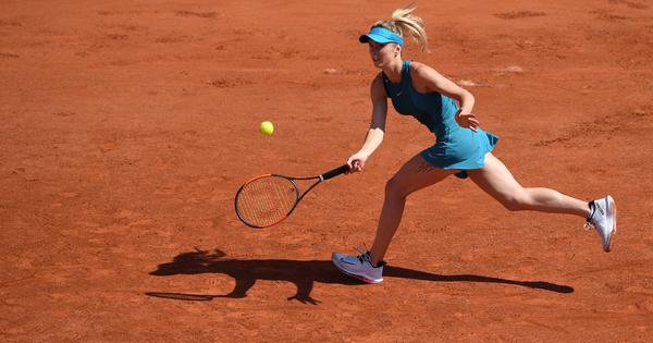 French Open, day 1 women's roundup: Svitolina fights back, Stephens sails through to second round