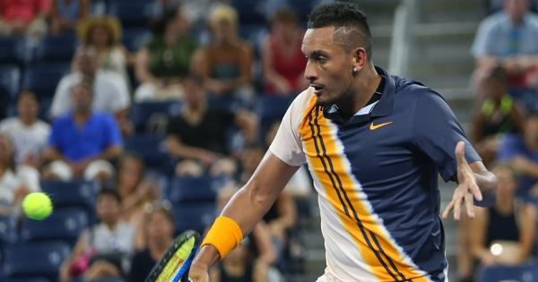 Kremlin Cup: Nick Kyrgios ends season early after injury; Konta, Kasatkina advance